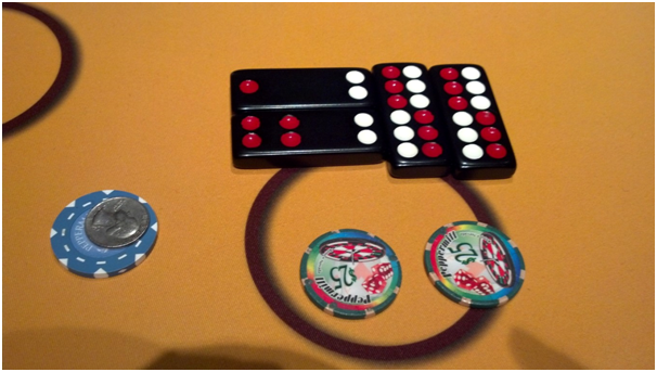 Casino party table ideas
