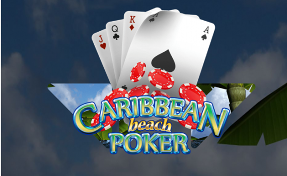 Guide to play Caribbean Beach Poker from Wazdan