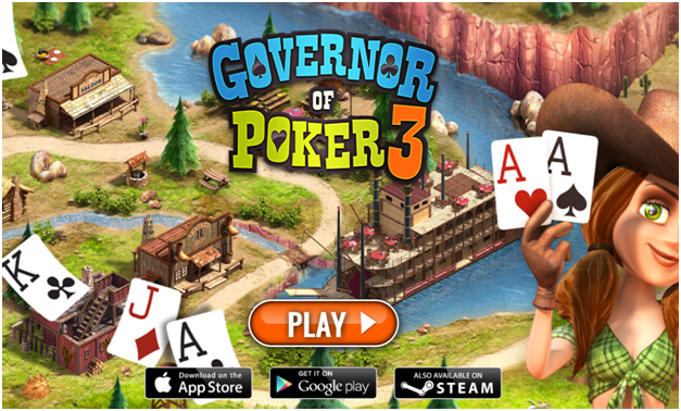 How to play Governor of Poker 3
