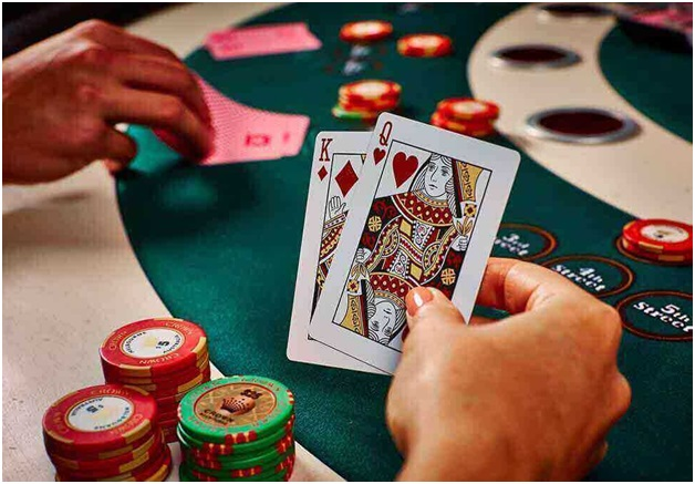 How to play Mississippi stud poker
