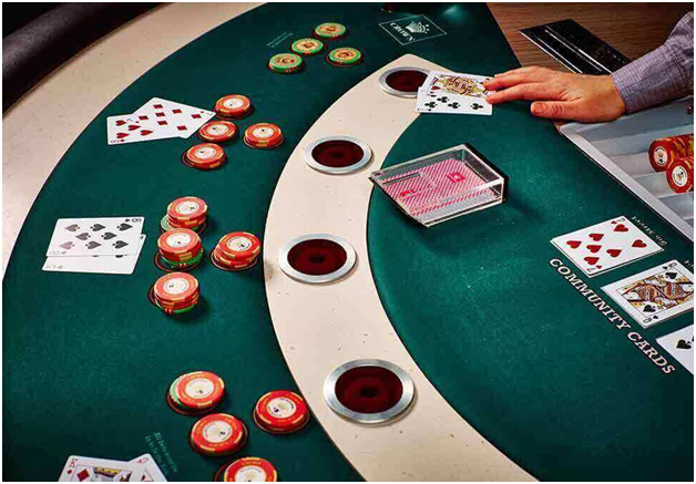 Mississippi stud poker rules to play