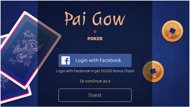 Pai Gow Poker Casino App 2019