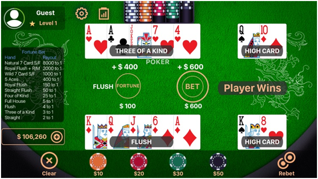 Pai Gow poker casino app