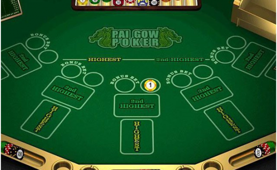 How to play Pai Gow Tournaments?