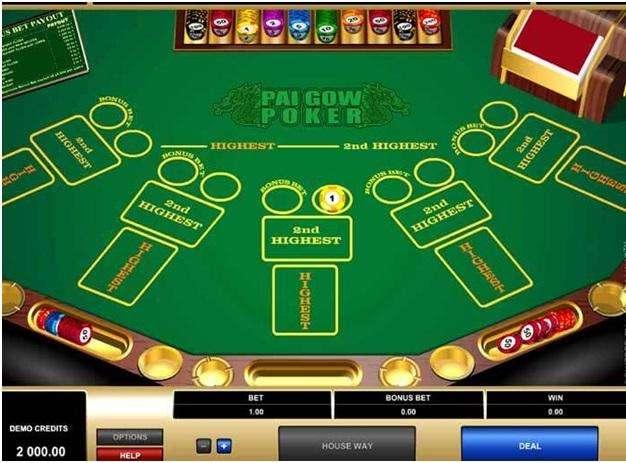 Pai Gow Poker casinos in Australia to