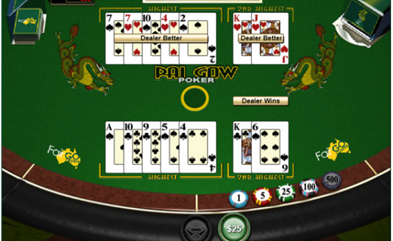 Pai Gow in real AUD