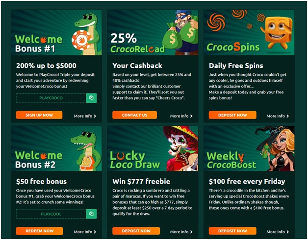 Bonus offers to play Pai Gow online