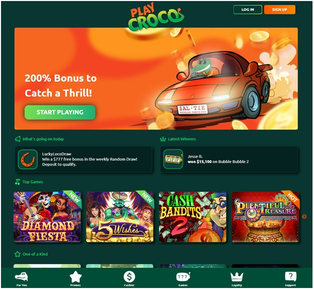Guide to play Pai Gow at new Croco casino