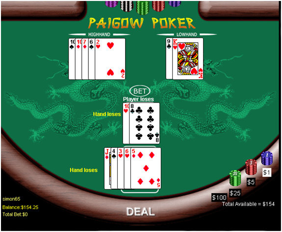 Bad casino gow pai poker casino in gulfport