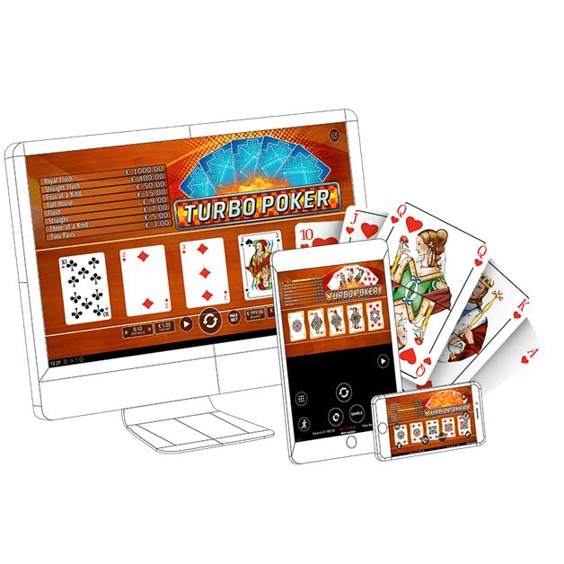 Aturan Game Turbo Poker