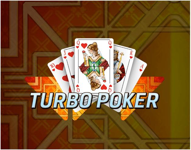 Panduan untuk Turbo Poker oleh Wazdan Games- Mainkan gratis atau dengan uang sungguhan