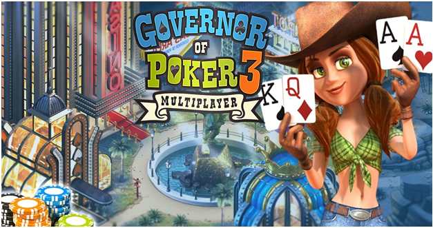 What is Governor of Poker 3