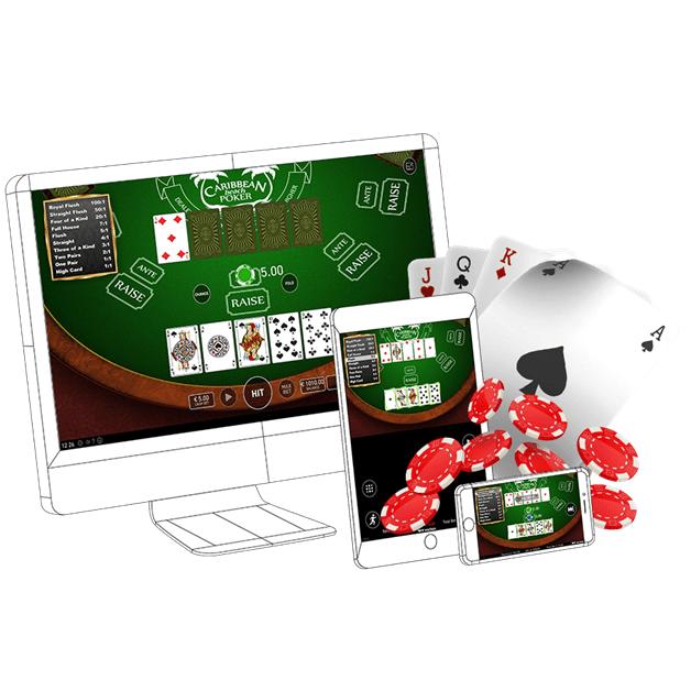 Where to play Caribbean Beach Poker?