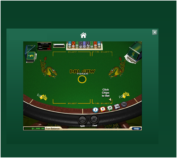 Why to play Pai Gow Poker for free